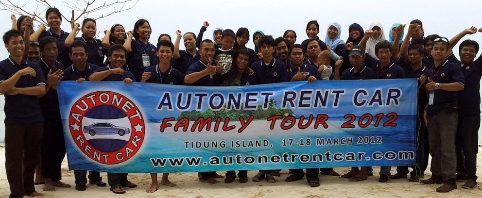 autonet rent car